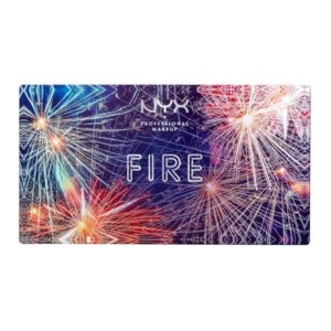 NYX in Your Element Fire 03 Lidschattenpalette Foto