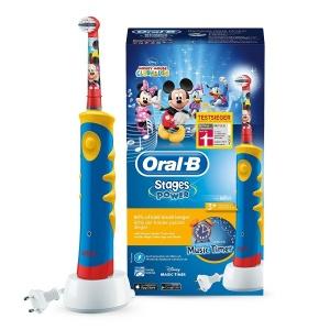 Oral-B Stages Power mit Micky Maus- Figuren Elektrische Zahnbürste Foto
