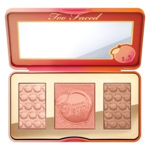 Too Faced Sweet Peach Glow Rouge Foto