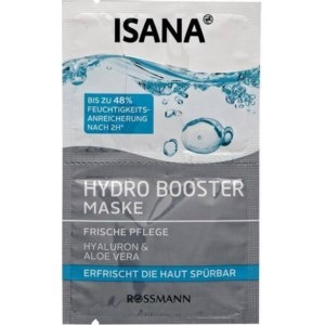 ISANA Hydro Booster Gesichtsmaske Foto