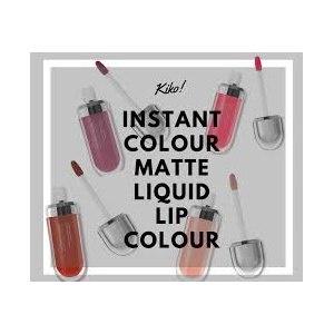 KIKO INSTANT COLOUR MATTE LIQUID LIP COLOUR Lippenstift Foto