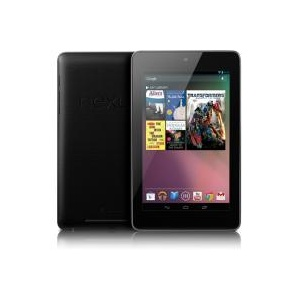 Asus Nexus 7 Tablet Foto