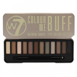 W7 Colour Me Buff Lidschatten Foto
