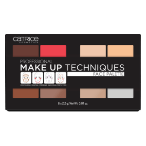 Catrice Make Up Techniques Face Palette  Foto
