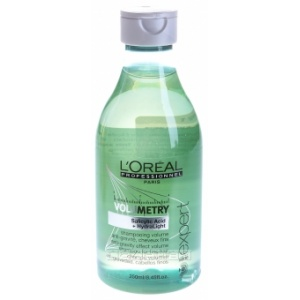 L'Oreal Professionnel Volumetry Salicylic Acid + Hydralight Anti Gravity Effect Volume Shampoo Foto