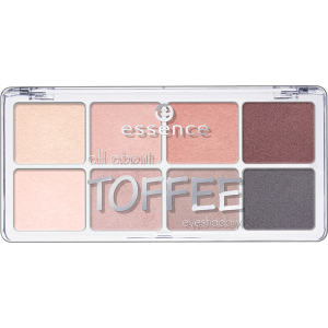 Essence All About Toffee Lidschatten Foto
