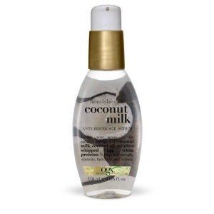 OGX Nourishing Coconut Milk Anti-breakage Serum Foto