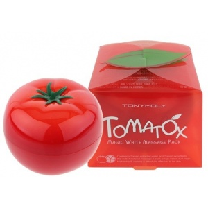 Tony Moly Tomatox Magic White Massage Pack Gesichtsmaske Foto