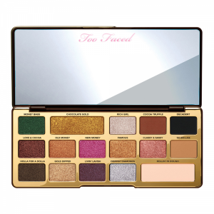 Too Faced  Chocolate Gold Eye Shadow Palette Lidschatten Foto