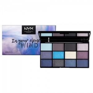 NYX In Your Element Wind Lidschatten Foto