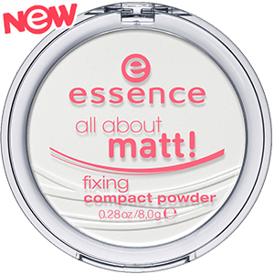 Essence All About Matt!  Puder Foto