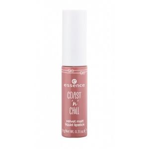 Essence Coast 'N' Chill Velvet Matt Liquid Lipstick Lippenstift Foto