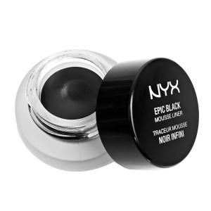 NYX Epic Black Mousse Liner Eyeliner Foto