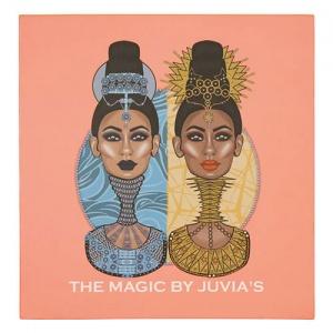 Juvia's Place The Magic Palette Lidschatten Foto