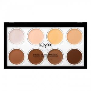 NYX Highlight & Contour Cream Pro Palette Foto