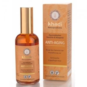 Khadi Anti-Aging Gesichts- und Körperöl  Foto