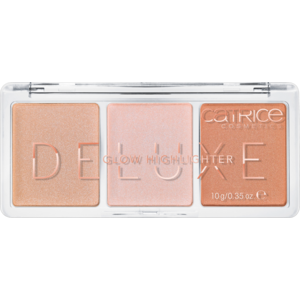 Catrice Deluxe Glow Palette Highlighter Foto