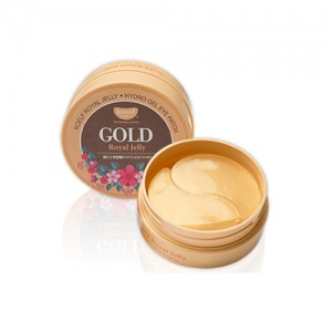 Koelf Gold & Royal Jelly Augen-Pads Foto