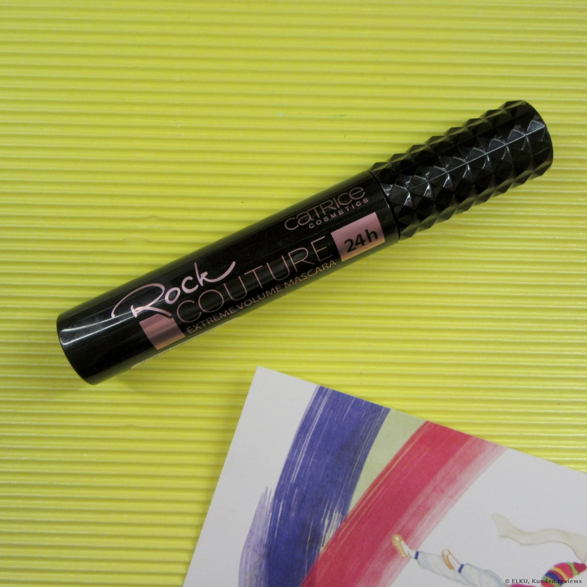 Catrice Rock Couture Extreme Volume Mascara 24h