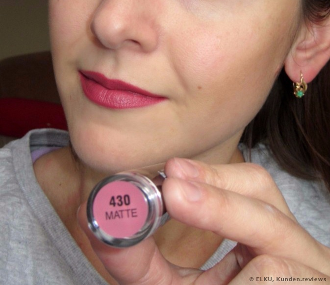 trend IT UP Ultra Matte Lippenstift