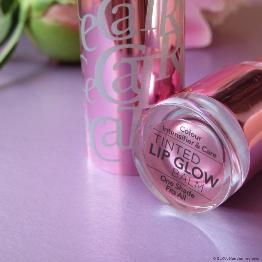 Catrice Tinted Lip Glow Balm Lippenbalm Foto