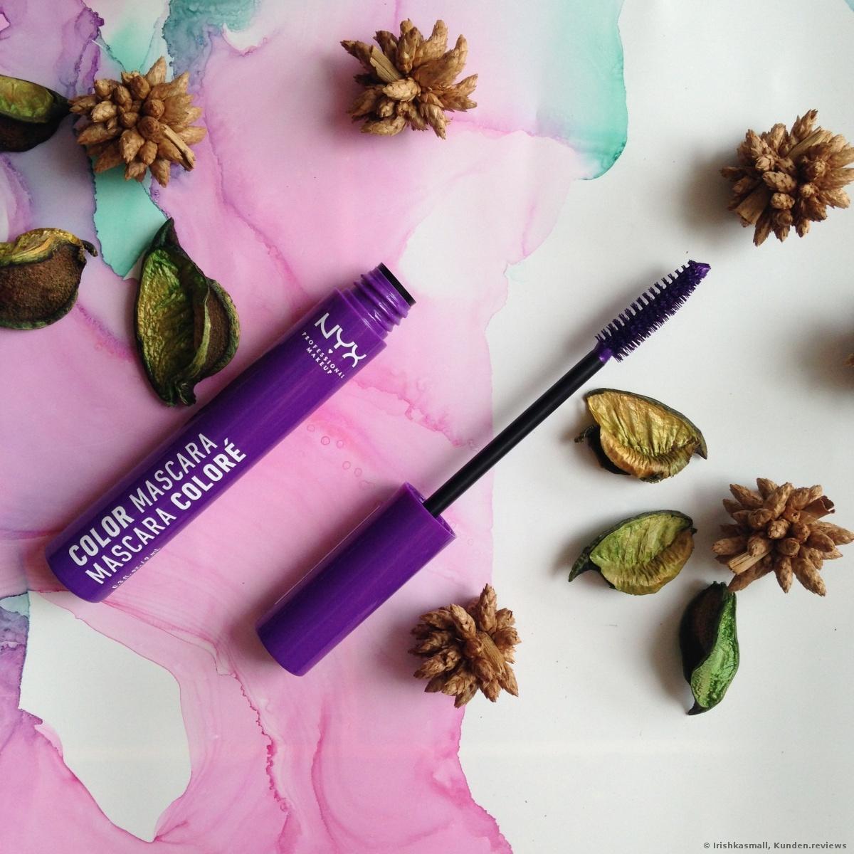 NYX Color Mascara # Violet