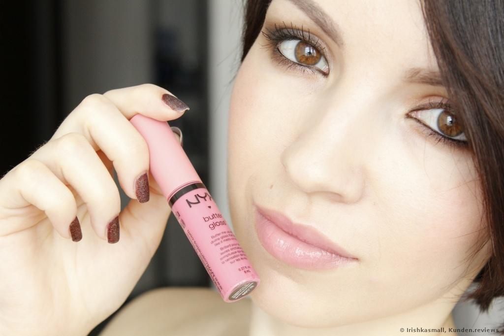 NYX Butter Gloss Lipgloss