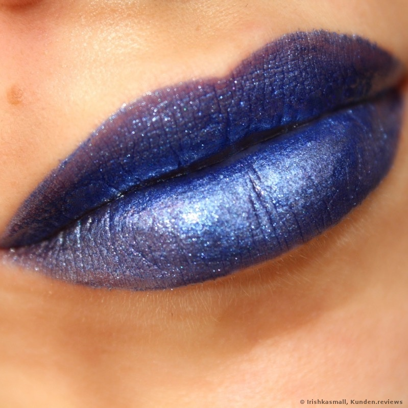 Nyx Cosmic Metals Lip Cream - CMLC09 Celestial star