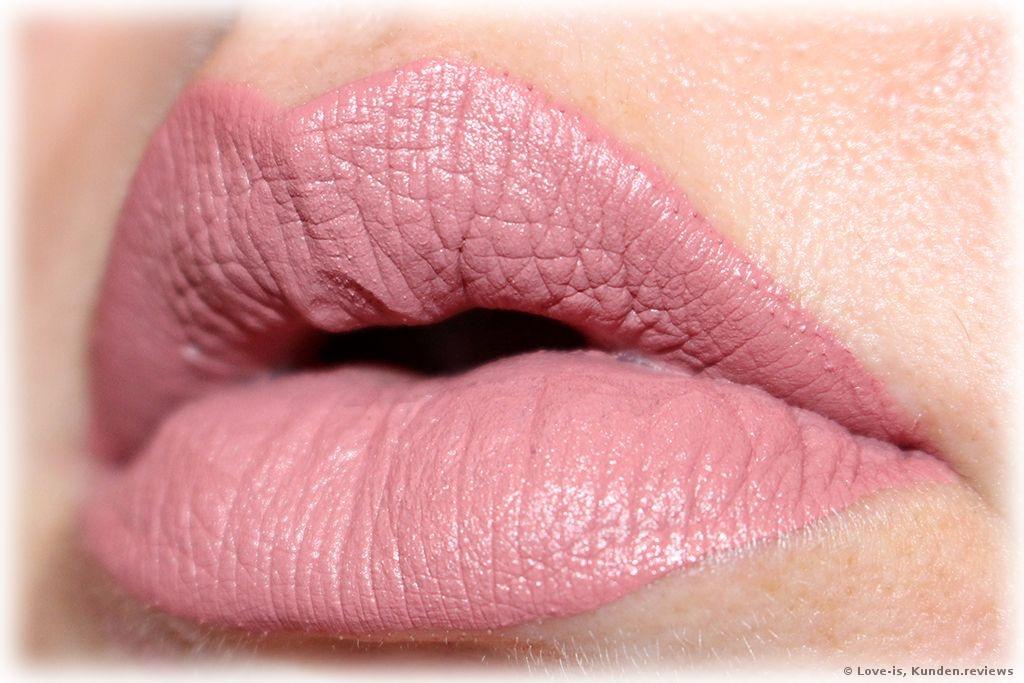 BareMinerals Gen Nude Matte Liquid Lippenstift Foto