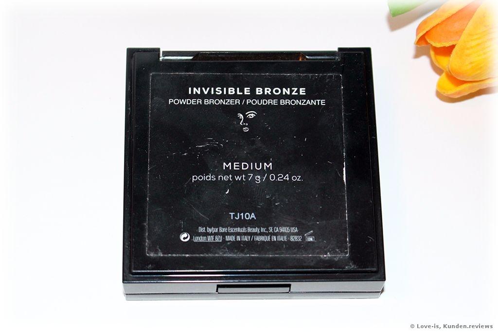 BareMinerals Invisible Bronze Bronzer Foto