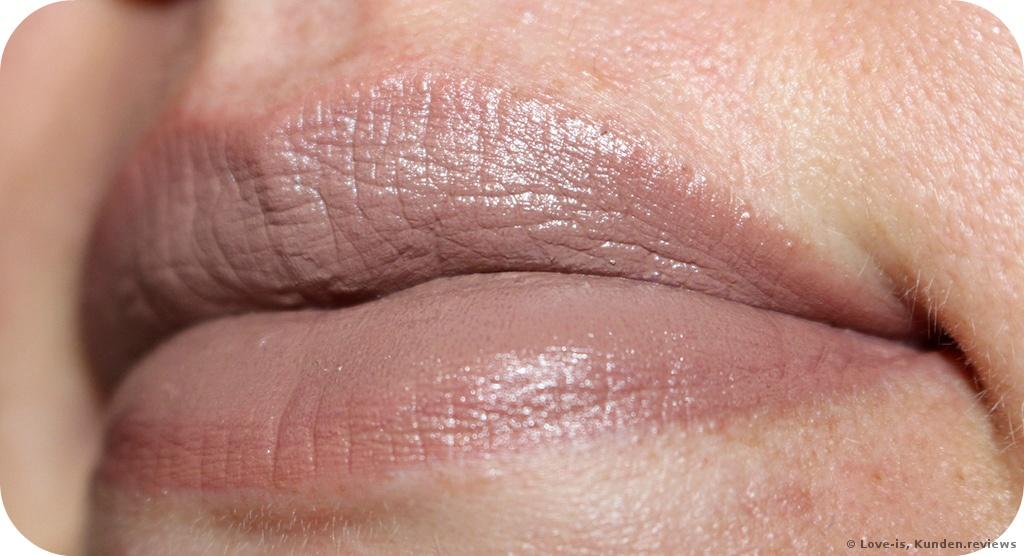 NYX Matte Lippenstift Foto