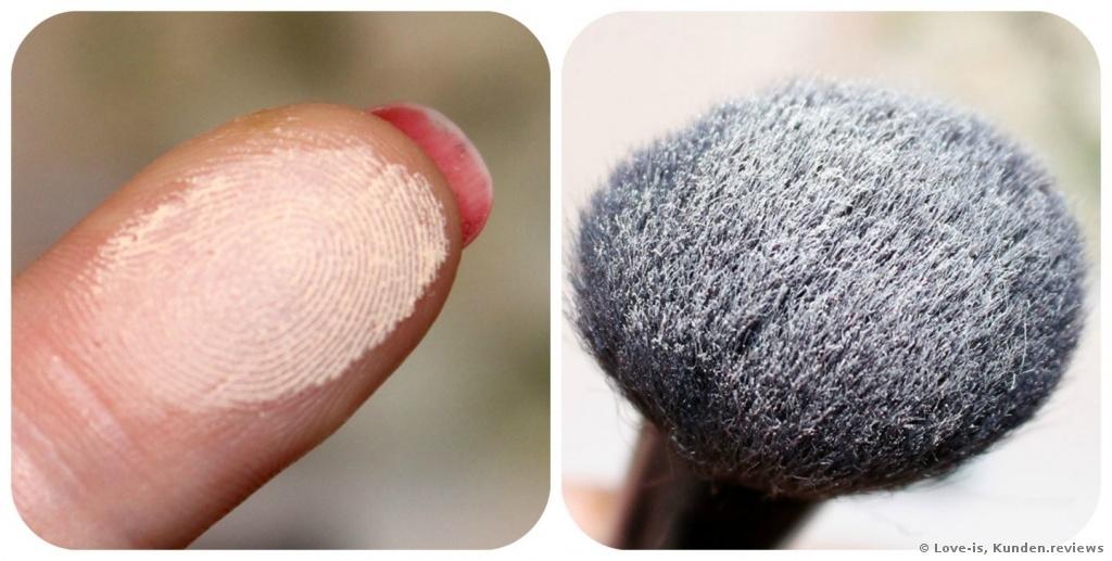 MANHATTAN Cosmetics Soft Compact Powder Puder