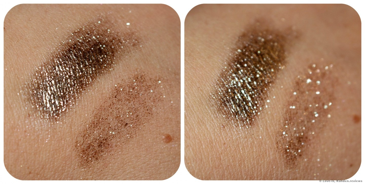 MAC Lidschatten Pigment  - Antique Gold