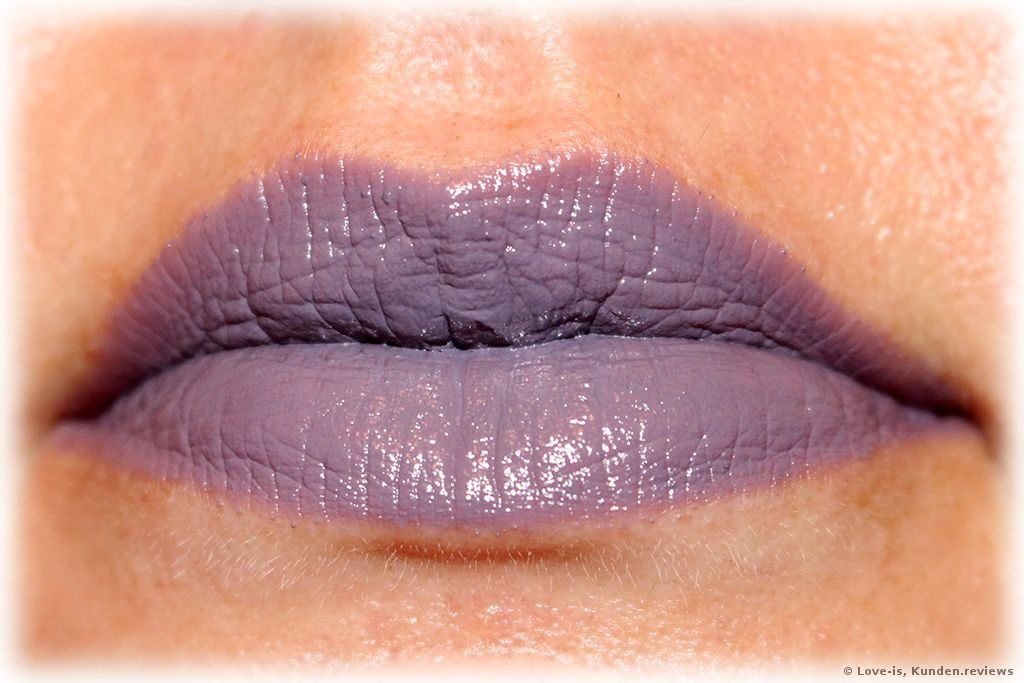 MAC Liptensity Lipstick - # Galaxy Grey