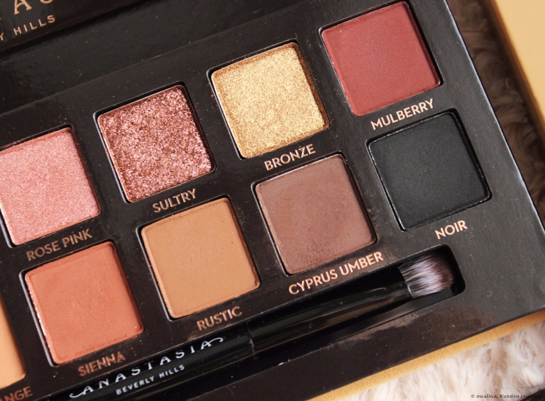 Anastasia Beverly Hills Soft Glam Lidschatten Foto