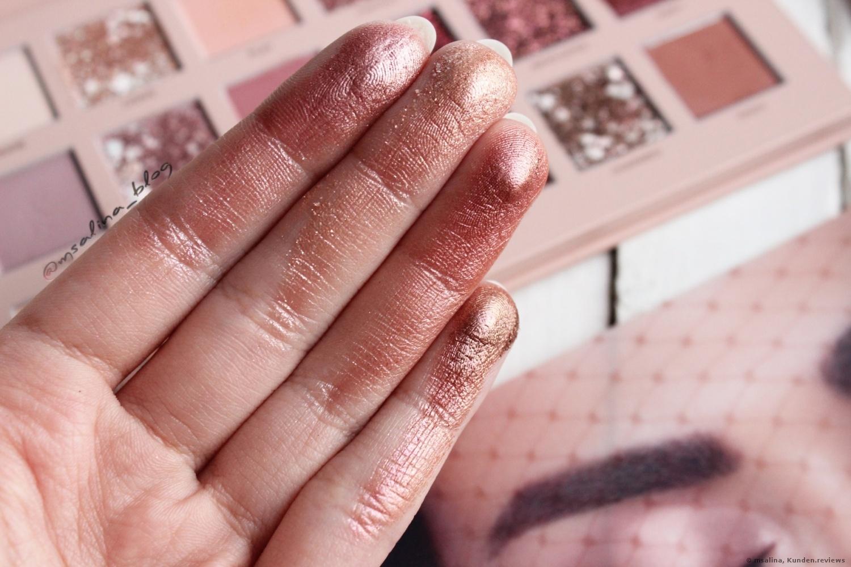 HUDA BEAUTY The New Nude Eye Shadow Palette