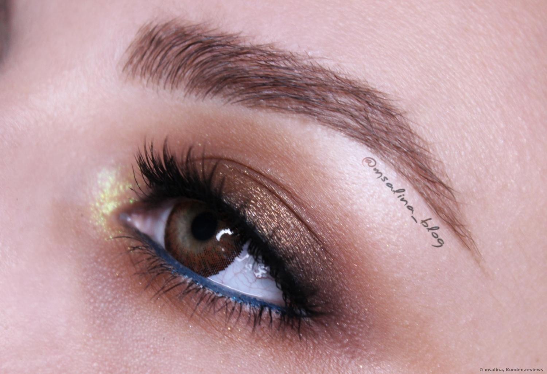 Natasha Denona Gold Palette Lidschattenpalette Foto