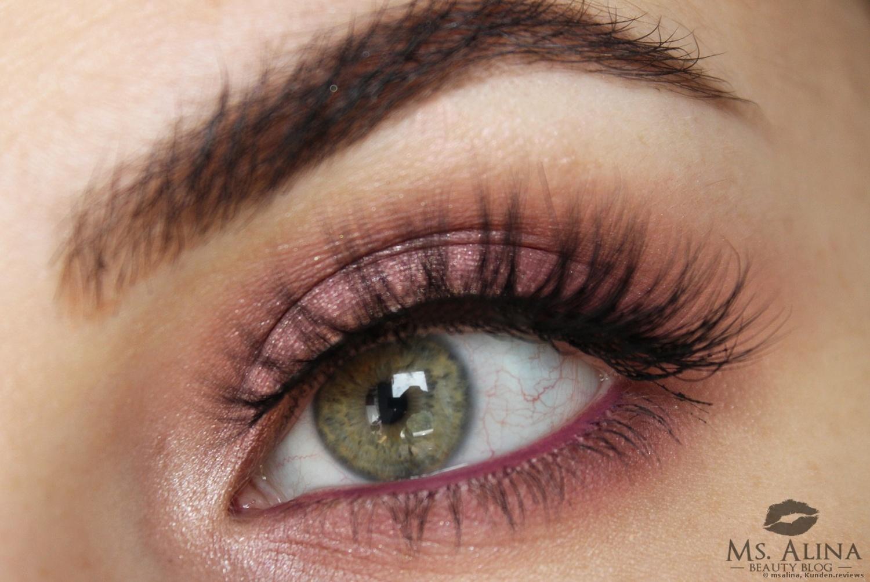 NYX Lid Lingerie Eye Tint Lidschatten Foto