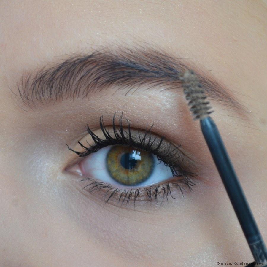 Essence Make Me Brow Eyebrow Gel Mascara Augenbrauengel Foto