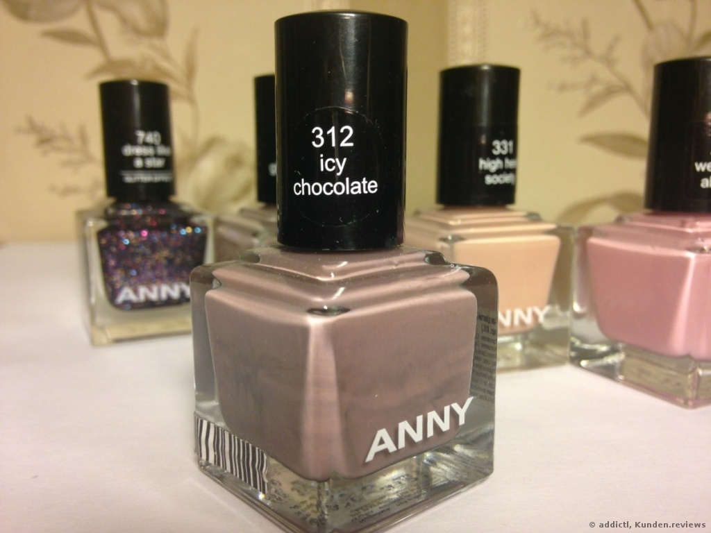 Anny 312 Icy Chocolate
