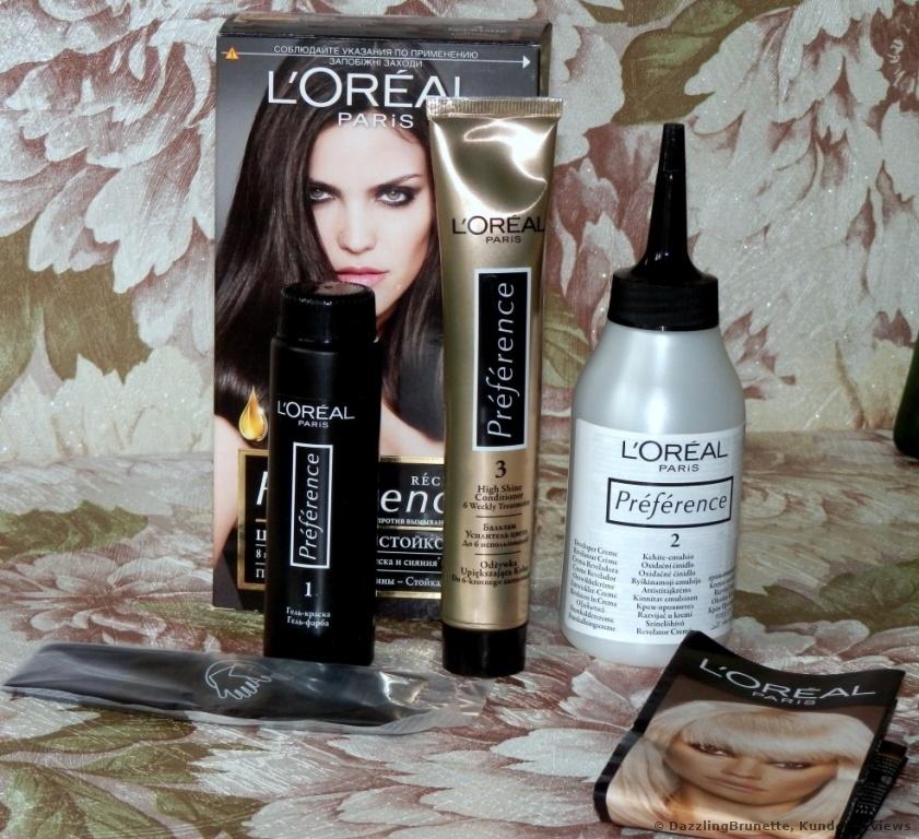 L'Oréal Paris Recital PRÉFÉRENCE Haarfarbe