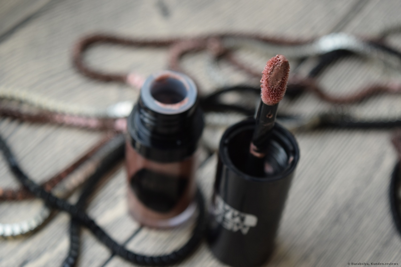 Catrice Liquid Lip Powder - Metal Matt