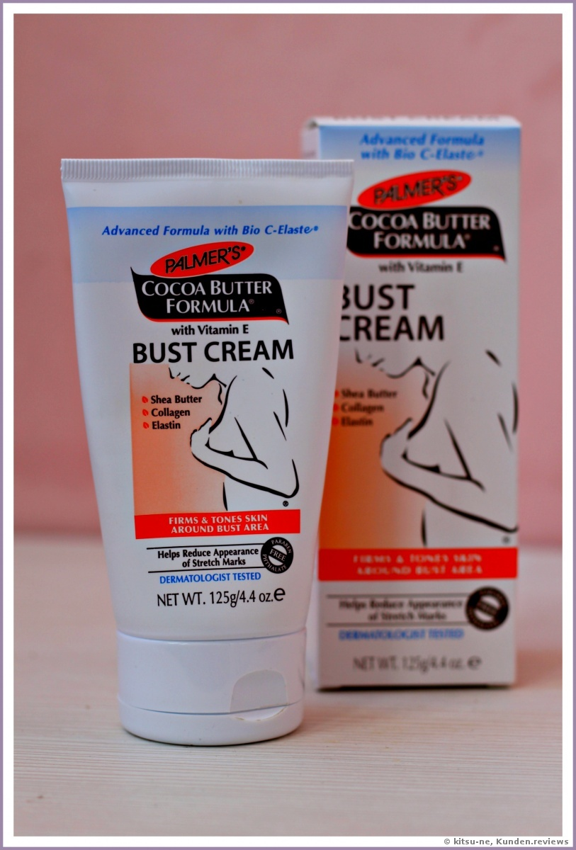 Palmer's Cocoa Butter Formula, Bust Cream with Bio C-Elaste Körpercreme Foto
