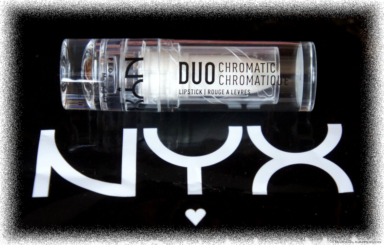 Lippenstift Duo Chromatic Lipstick dayum