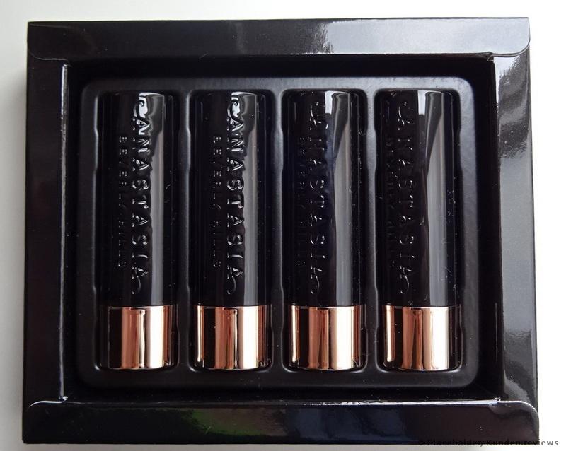 Mini Matte Lipstick Set - Anastasia Beverly Hills