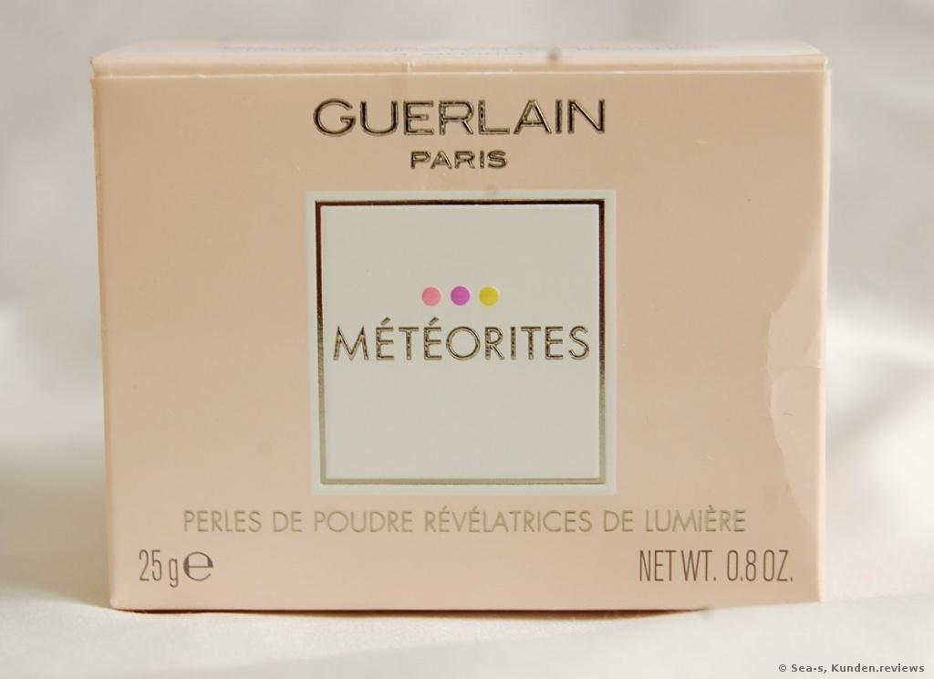 Guerlain Les Météorites Pearls Foto
