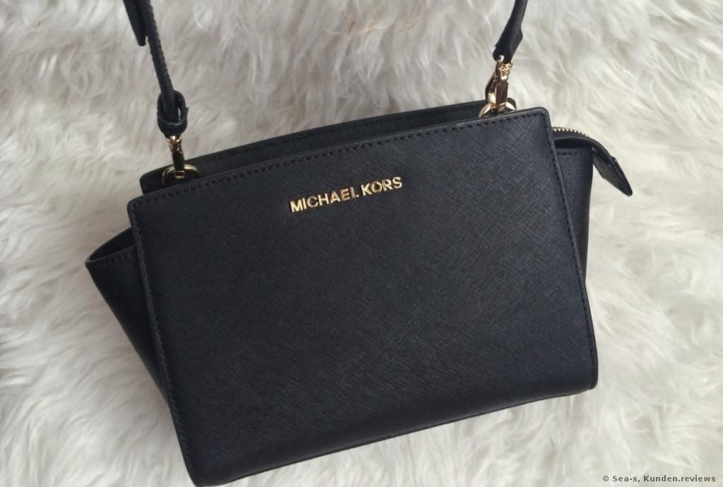 Michael Kors Selma Medium Messenger