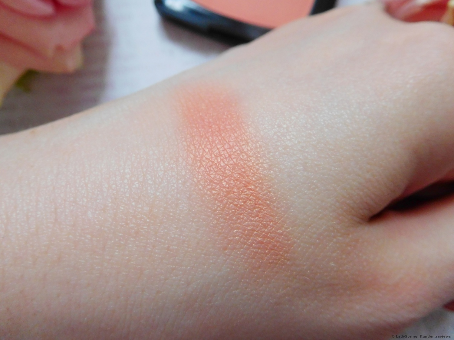 Catrice Blush Box 030 Golden Coral