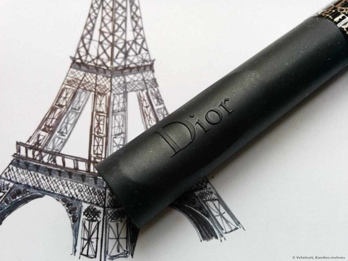 Dior Mascara Diorshow Pump'N'Volume
