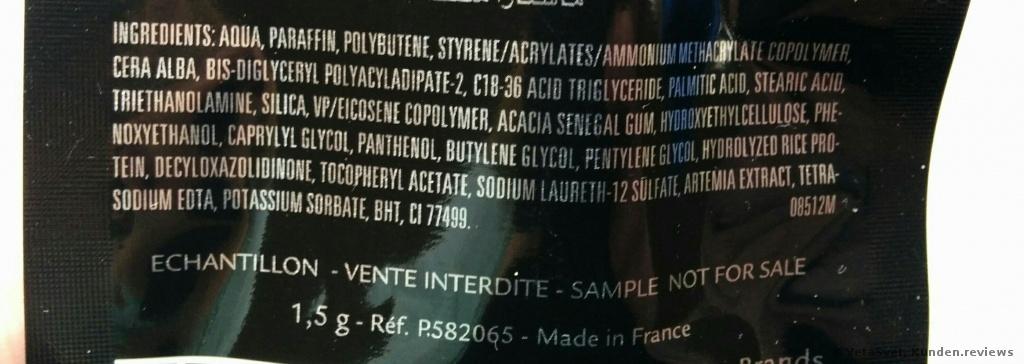 Givenchy Noir Couture Volume